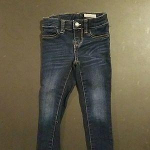 LIKE NEW Ralph Lauren Polo 3T girls jean leggings